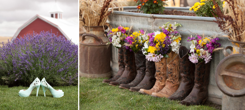 Palouse Area Wedding Shoes